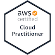 Amazon Web Services Certified Cloud Practitioner Badge